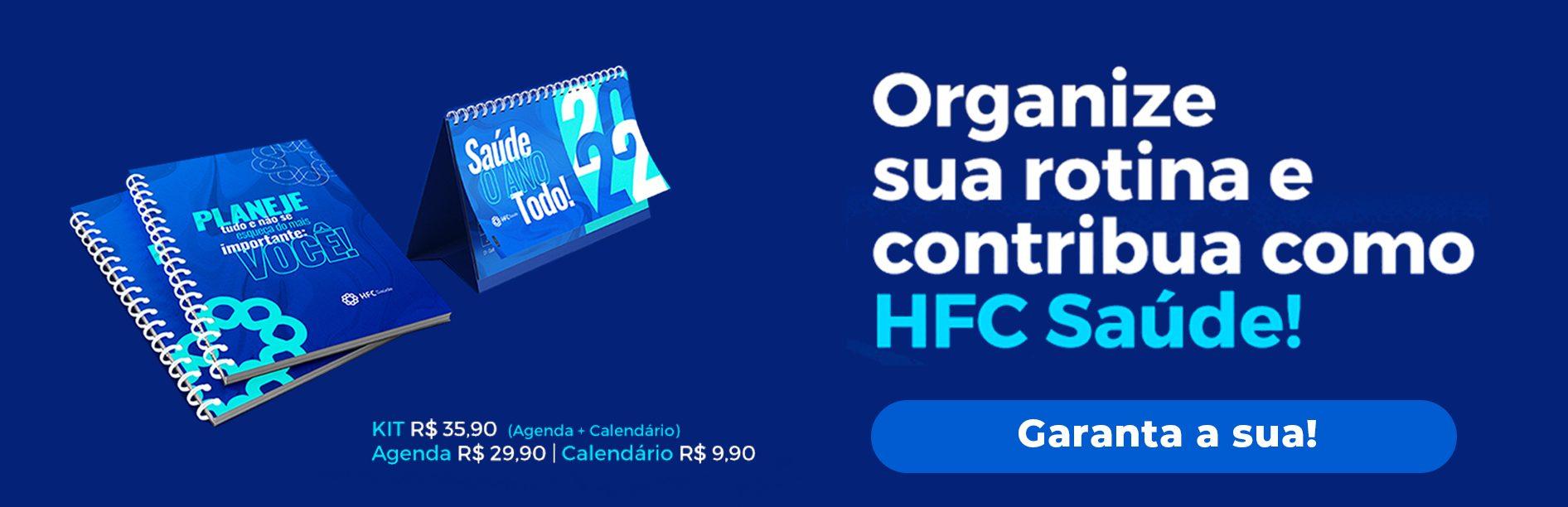 Conheça os produtos da nossa loja e colabore com o HFC